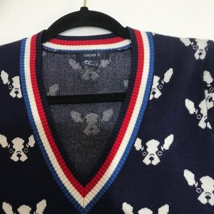 Forever 21 Sweaters - FOREVER 21 dog puppy sweater small